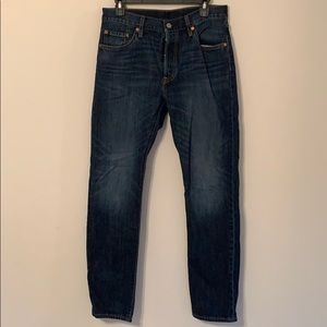 Levi's 501 4 Button fly Jeans
